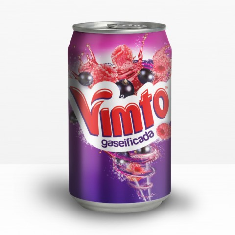 Vimto - Angola Label