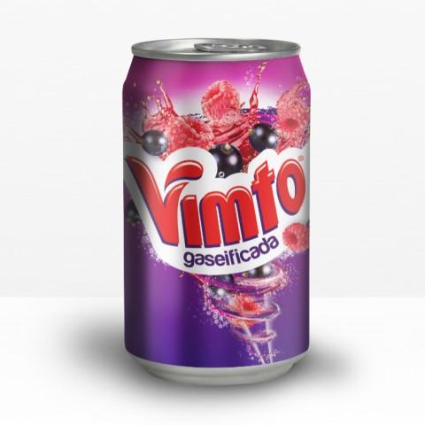 Vimto - Angola Label